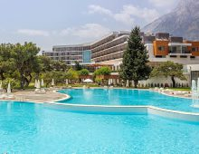 Pool in hotel Rixos Beldibi 5* (Kemer, Turkey)