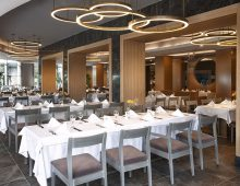 Restaurant in hotel Rixos Beldibi 5* (Kemer, Turkey)