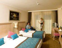 Standard Room in the hotel Crystal De Luxe Resort & Spa 5* (Kemer, Turkey)