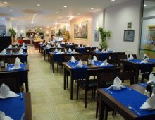 Restaurant in the Grand Viking Hotel 4* (Kemer, Turkey)