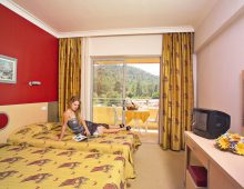 Room in the Grand Viking Hotel 4* (Kemer, Turkey)