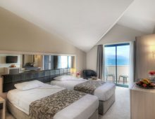 Room in hotel Golden Lotus 4* (Kemer, Turkey)