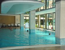 Indoor pool of the Eldar Resort Hotel 4* in Goynuk, Kemer, Turkey