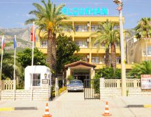 Enter to the Selcukhan Hotel 4* (Kemer, Turkey)