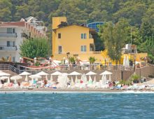 Panorama of the Club Hotel Sunbel 4* (Beldibi, Kemer, Turkey)